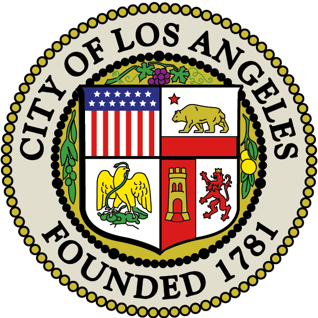 City of Los Angeles logo